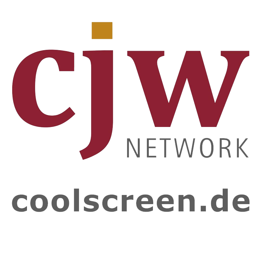 coolscreen.de - CJW Network logo