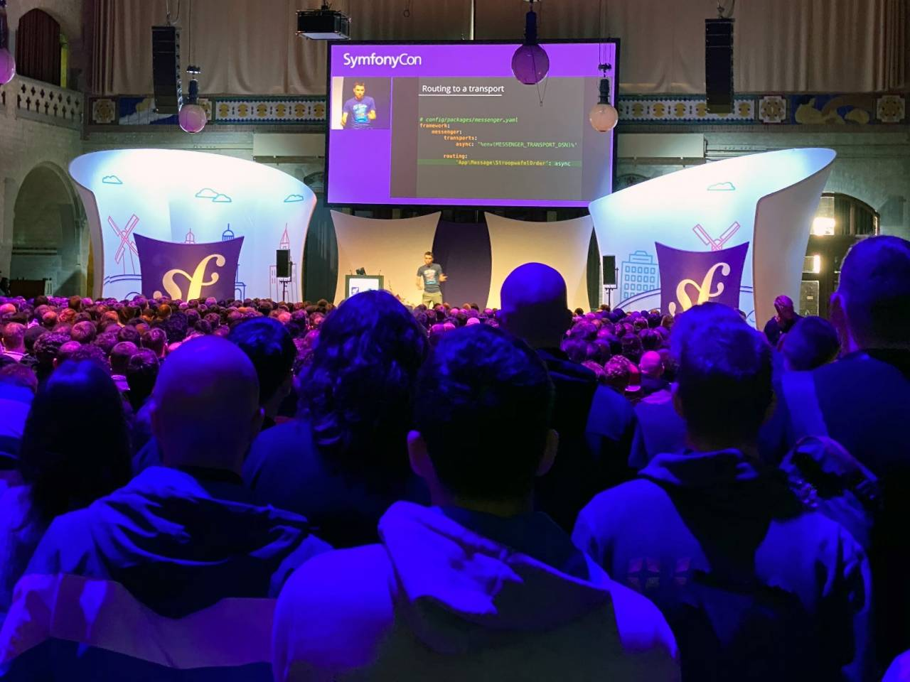 SymfonyCon 2019 in a nutshell: Symfony 5.0, components and performance