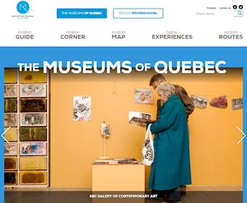 Espace Courbe Chooses eZ for its Complex Trio of Museum Sites