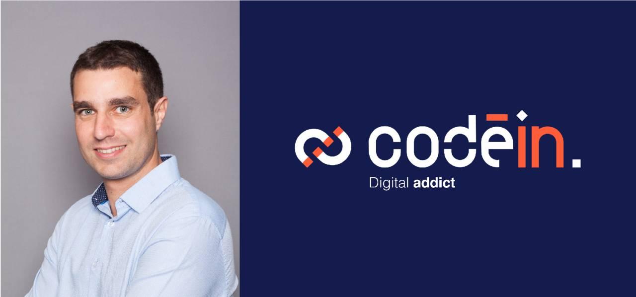 [Retour Partenaire] Entretien avec Laurent ESPOSITO, Co-Fondateur de Codéin